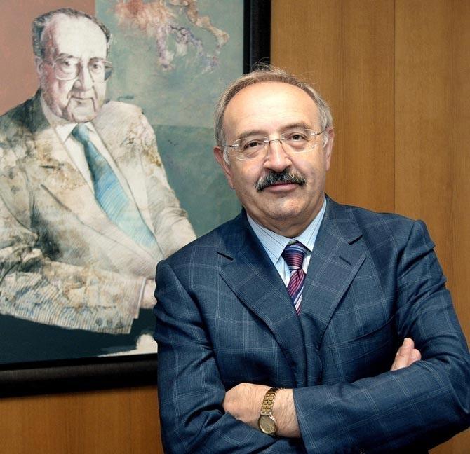 El catedrático de Historia Contemporánea Ramón Villares