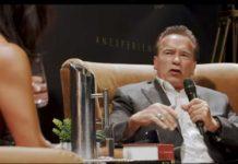 Arnold Schwarzenegger sobre Conan Rey