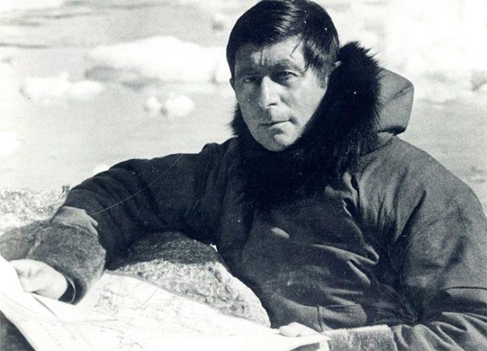 El inuit Knud Rasmussen