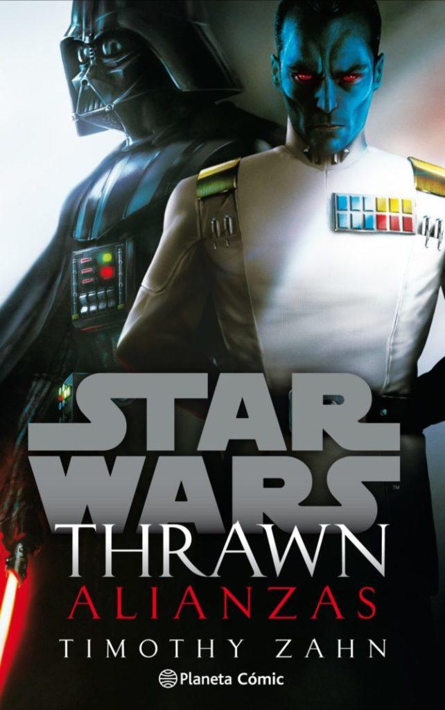 Portada de Star Wars Thrawn Alianzas