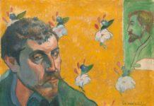 Autorretrato, de Paul Gauguin