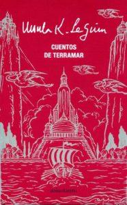 Portada de Cuentos de Terramar, de Ursula K. Le Guin (Minotauro)
