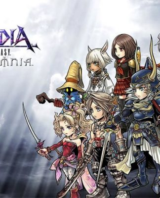 Dissidia Final Fantasy Opera