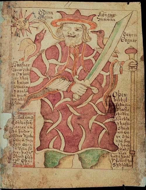 Los Edda - Odín