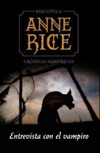Portada de Entrevista con el vampiro (Crónicas Vampíricas 1), de Anne Rice