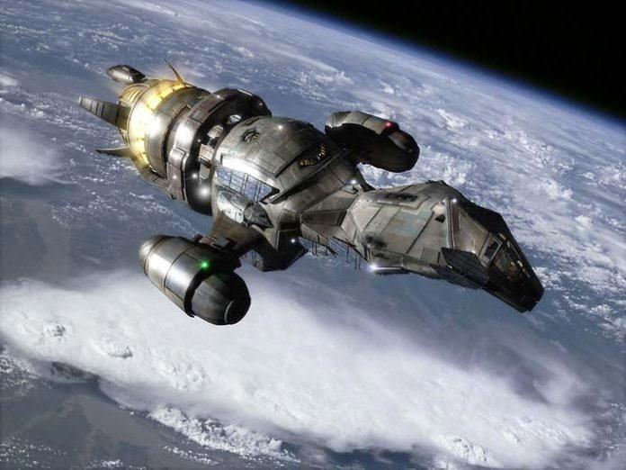 Firefly - la nave de carga Serenity