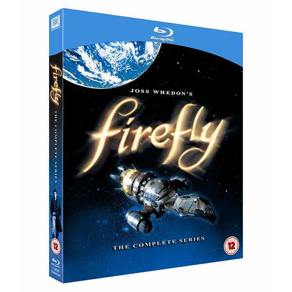 Firefly en Blu-ray