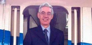 Francisco José Garzón Amo, Maquinista de RENFE en el accidente de Santiago de Compostela