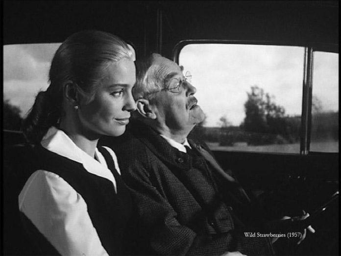 Fotograma de Fresas salvajes, de Ingmar Bergman