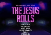 Póster de The Jesus Rolls
