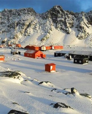 Base antártica de Argentina, Marambio