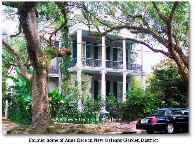La mansión de Garden District de los Mayfair