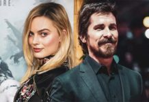 Margot Robbie Christian Bale
