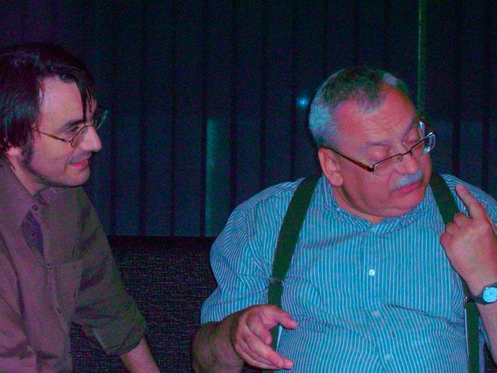 Faraldo y Sapkowski