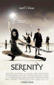 Serenity, película continuación de Firefly