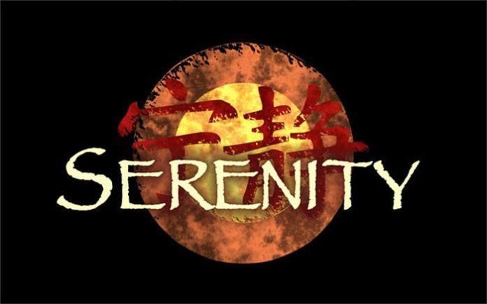 Logo de Serenity