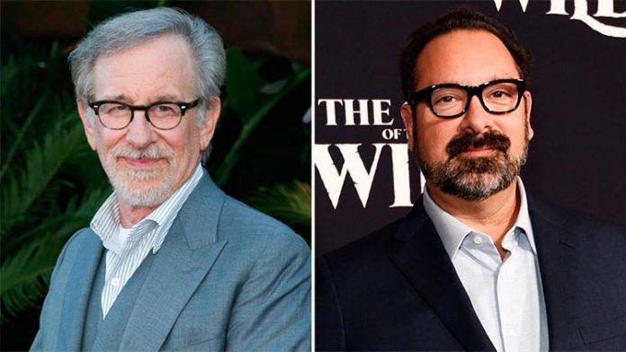 Steven Spielberg y James Mangold