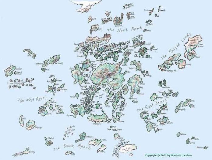 Mapa de Terramar