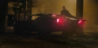 Batman: el batmóvil de Robert Pattinson