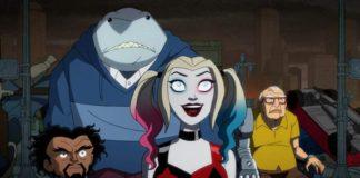 Harley quinn serie animada