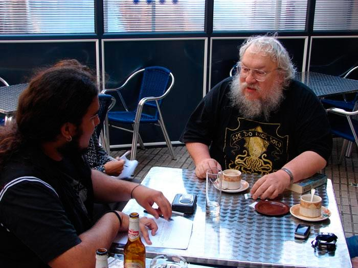 Fantasymundo entrevista a George R.R. Martin
