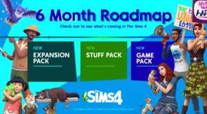Los Sims 4 anuncio