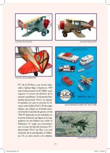 Interior de Aviones de juguete. Volando de nuevo hacia la niñez (1910-1990), de Adolfo Bernalte