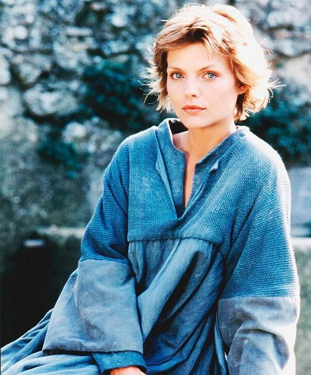 Lady Halcón - Michelle Pfeiffer