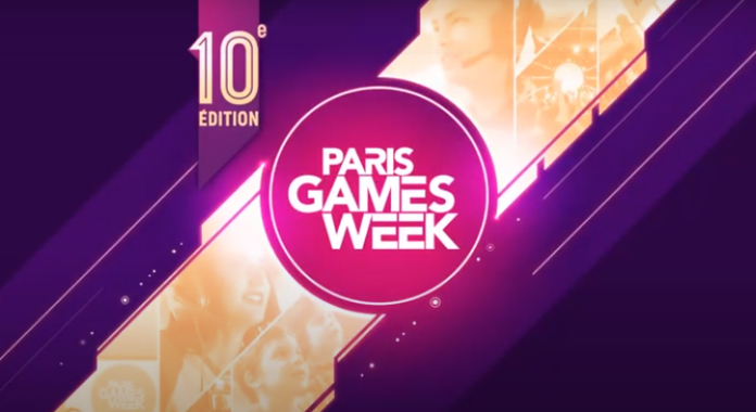Logo de Paris Games Week