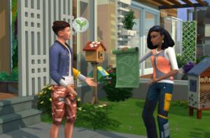 Sims 4 vida ecológica