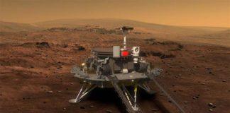 Tianwen, la primera misión china a Marte