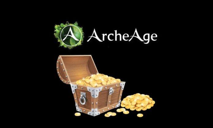 oro de ArcheAge Unchained