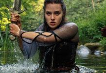Imagen promocional de Maldita, la nueva serie de Netflix