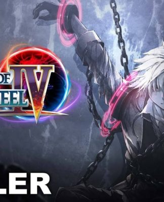 Portada tráiler Trails of Cold Steel 4