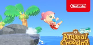 Portada tráiler Animal Crossing NH