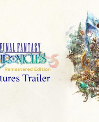 Portada Final Fantasy Crytal Chronicles
