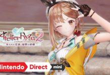Portada tráiler Atelier Ryza 2