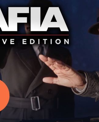 Portada tráiler Mafia Definitive Edition