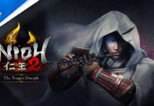 Portada tráiler DLC Nioh 2