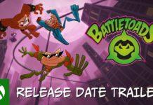 portada trailer Battletoads