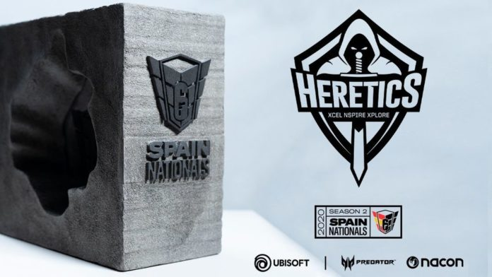 R6 Spain Nationals