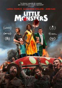 Póster de Little Monsters