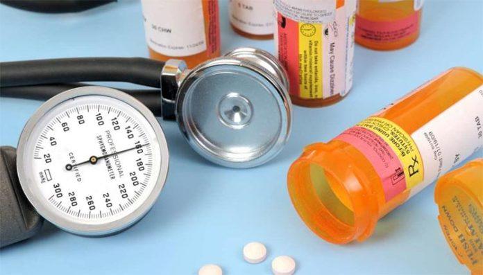 Medicamentos para la tensión arterial