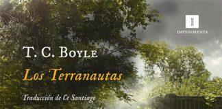 Portada de Los terranautas, de T.C. Boyle