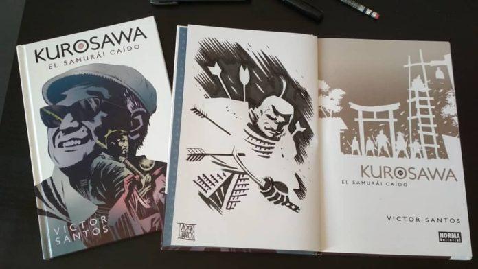 Kurosawa (Foto de Víctor Santos)