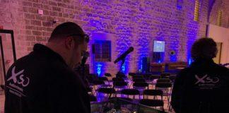 Equipos audiovisuales para eventos