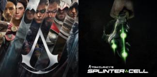 Splinter Cell y AC en Oculus