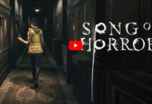 portada trailer Song of Horror
