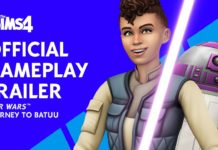 portada tráiler Los Sims 4 Viaje a Batuu