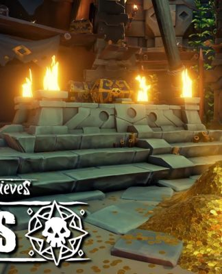 portada trailer Sea of Thieves